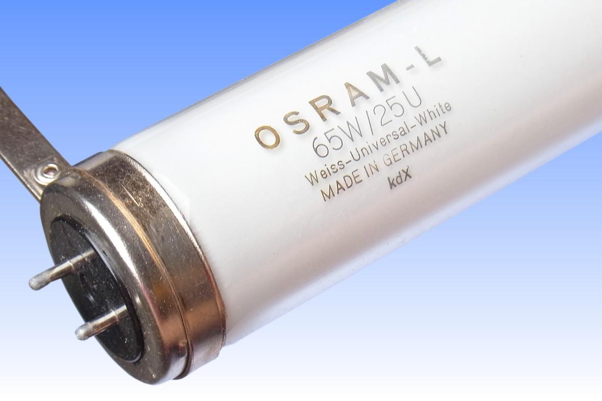Osram L40//25UK 40 W Fluorescent Tube U Forme Blanc Nouveau