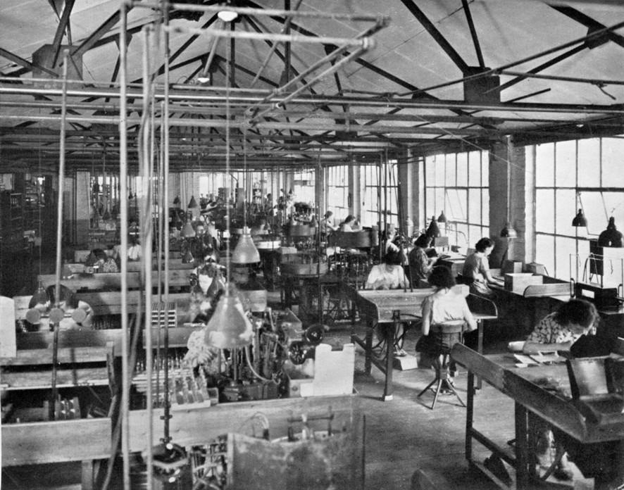 Factory Uk Angel Road Edmonton