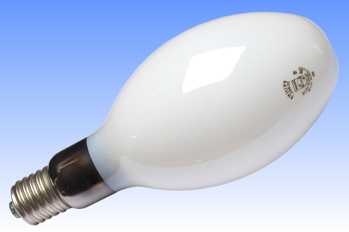 Philips Was Relatively Late To Introduce Its Hps Lamps And Is Believed Have Marketed First This Son E 400w Around 1968