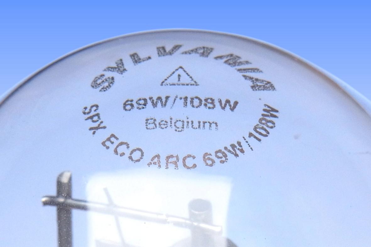 Sylvania Spx Ecoarc Unsaturated Sodium Retrofit Sidac Basic Operation Manufacturer