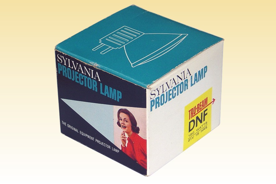 Sylvania Tru Beam Dichroic 8mm Projector Dnf