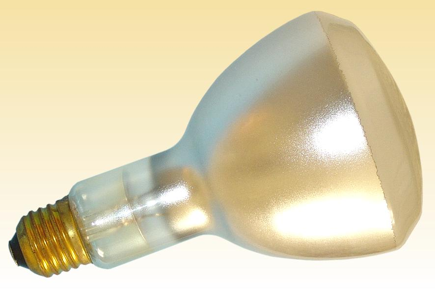 The First Blown Bulb Reflector Lamps Were Introduced In 1936 Following Their Invention By Royal Strickland Of GEs Large Lamp Department